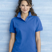 Ladies DryBlend Pique Sport Shirt