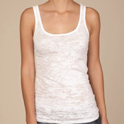 Ladies' Burnout Tank