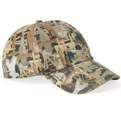 Unstructured Oil Field Camo Cap