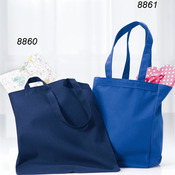 Nicole Cotton Canvas Tote