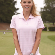 Golf Ladies' ClimaLite Textured Short Sleeve Sport Shirt
